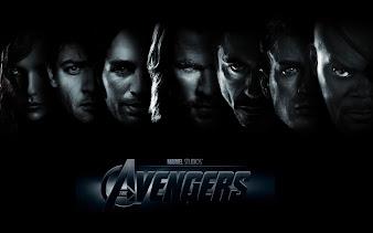 #5 Avengers Wallpaper