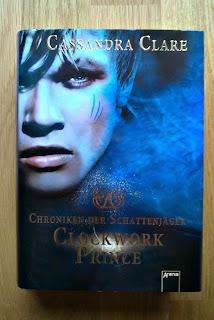 Lesedetektiv-Clockwork Prince