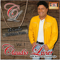 Claudio Livier - Arrocha Sertanejo 2013