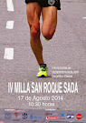 IV Milla San Roque Sada