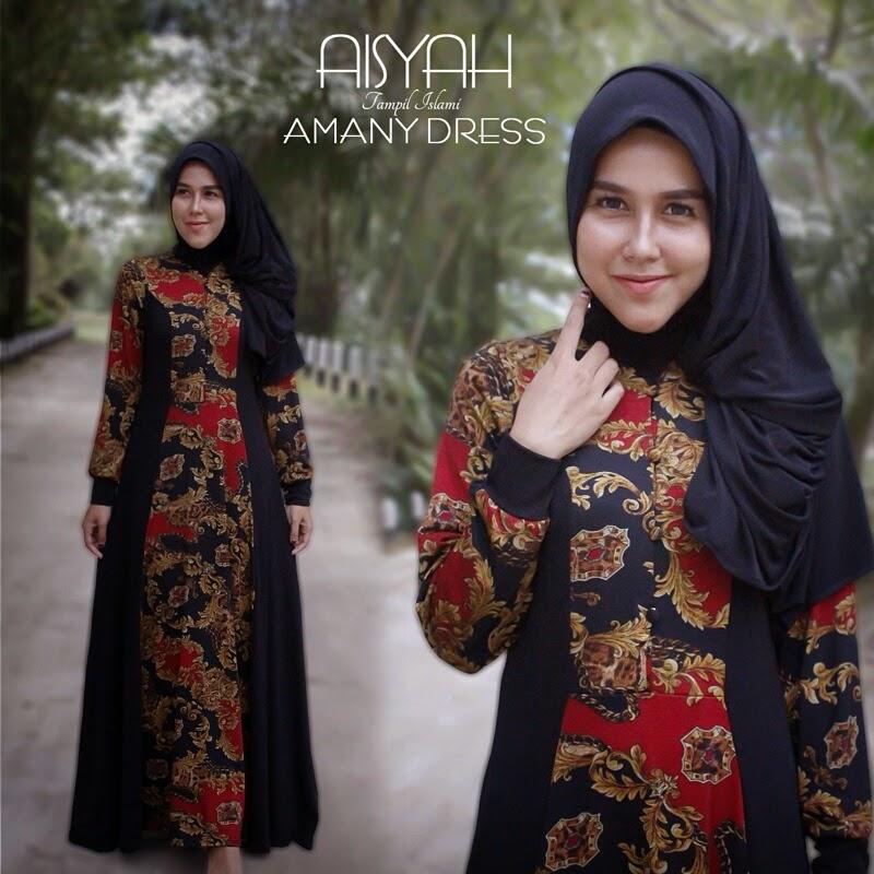 Elektra Dress By Aisyah