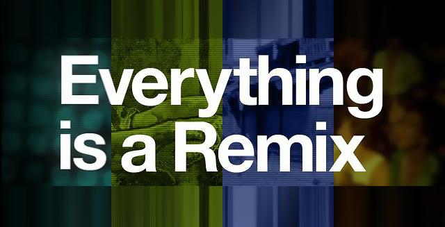 Tudo é um remix