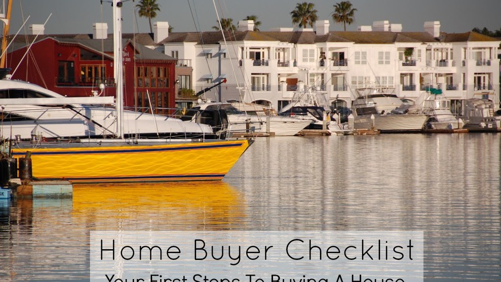 Creative Real Estate Investing - First Steps To Buying A House