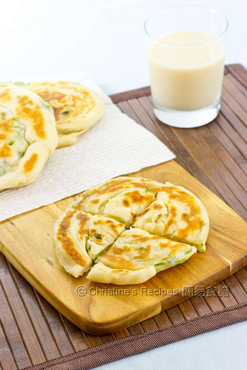 Scallion Pancakes | Christine's Recipes: Easy Chinese Recipes ...