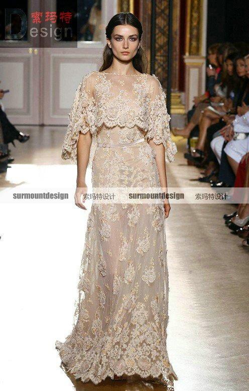 Zuhair Murad Evening Dresses 2013