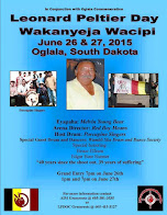 Oglala Commemoration June 25 -- 27, 2015