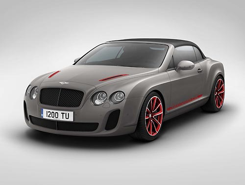 Luxury Sporty Classy Continental Supersports