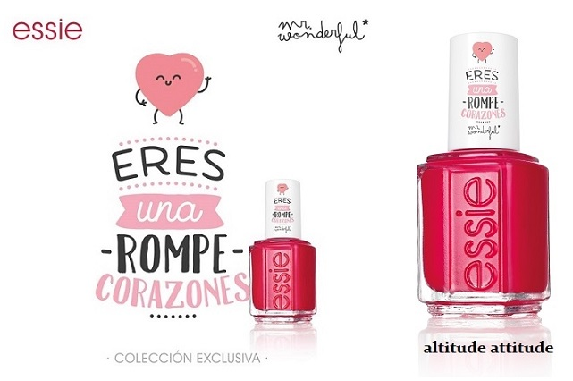 altitude attitude essie y mr. wonderful