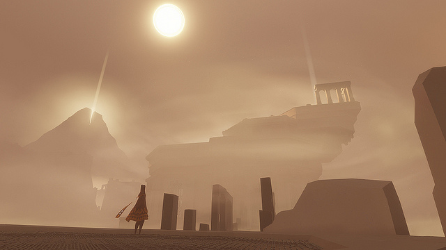 Journey looks stunning