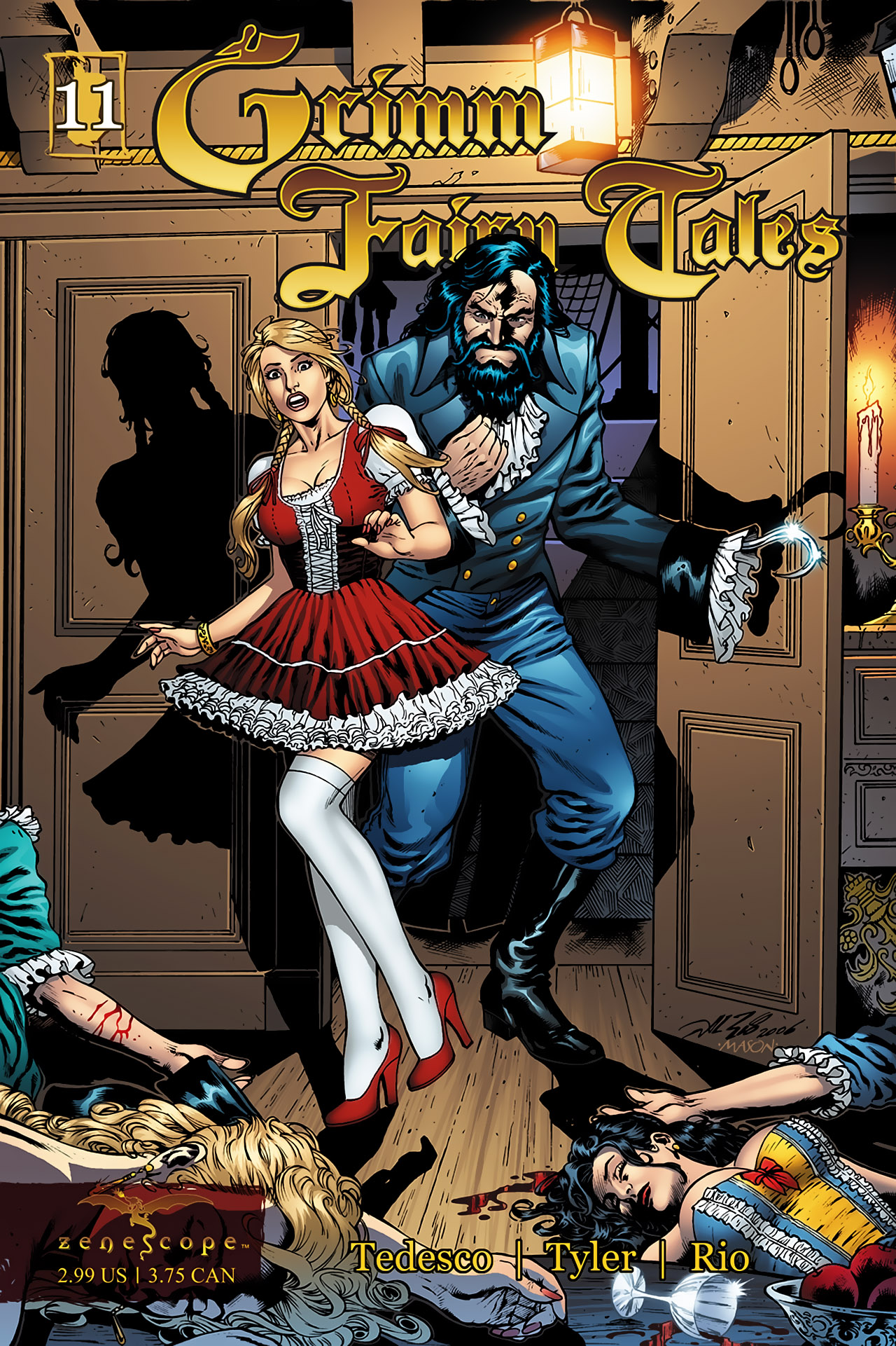Grimm Fairy Tales (2005) Issue #11 #14 - English 1
