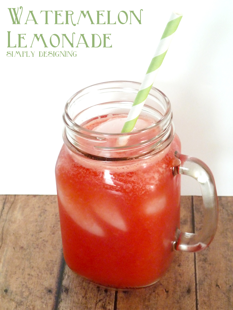 ... come check out my recipe for watermelon lemonade here you can