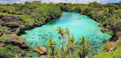 tempat Wisata Danau Weekuri Tersembunyi di Sumba yang Eksotis