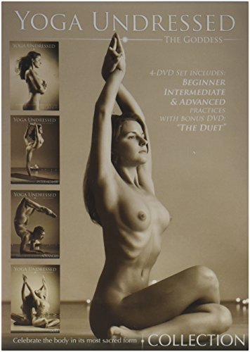 Yoga Undressed DVD Collection