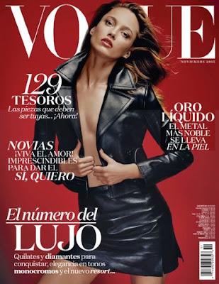 Revista Vogue Latin América – Noviembre 2015 – PDF HQ