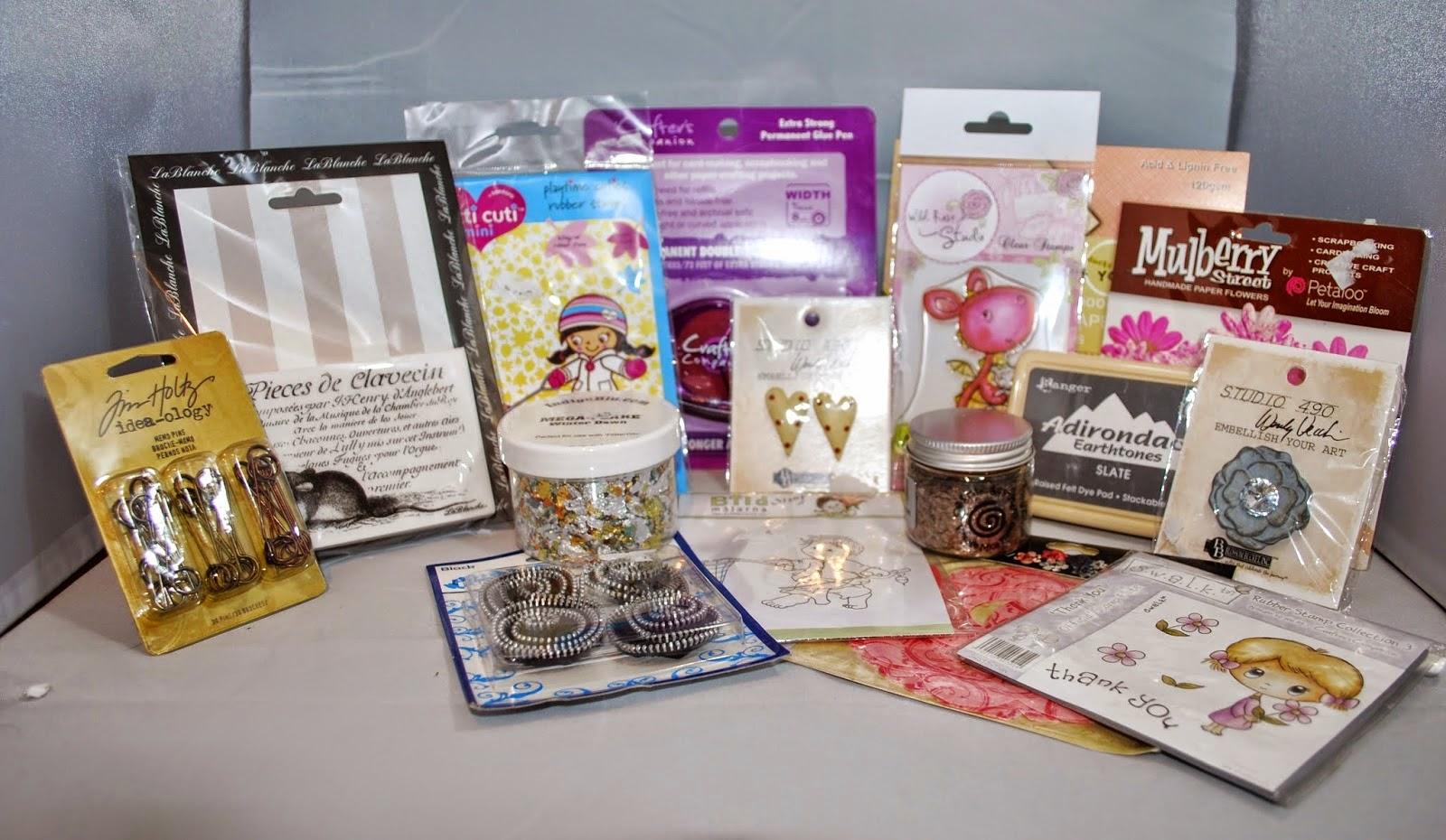 Ladybug Crafts Blog Candy until 7th Jan