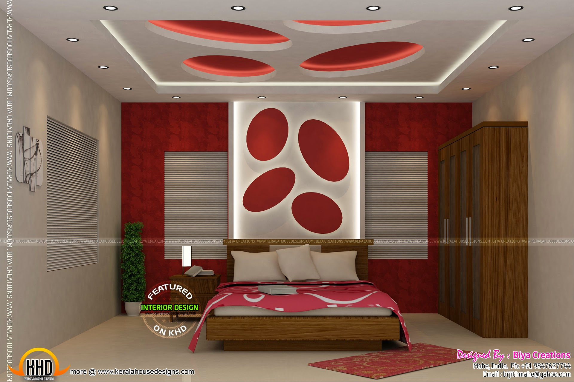 Interiors designs in mahe india kerala home design and for Interior designs in india