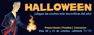 Halloween o Samaín para todos.