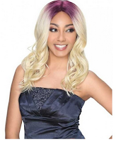 Zury Sis Synthetic Deep Lace C Part Wig HT-C Part Maisy