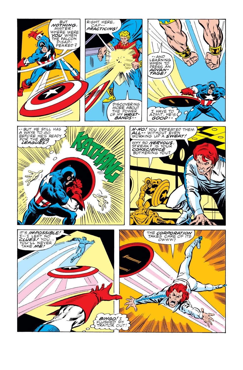 Captain America (1968) Issue #229 #143 - English 16