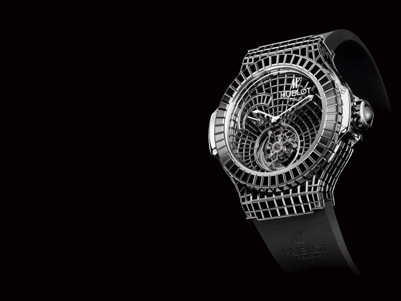 đồng hồ đeo tay sang trọng hublot
