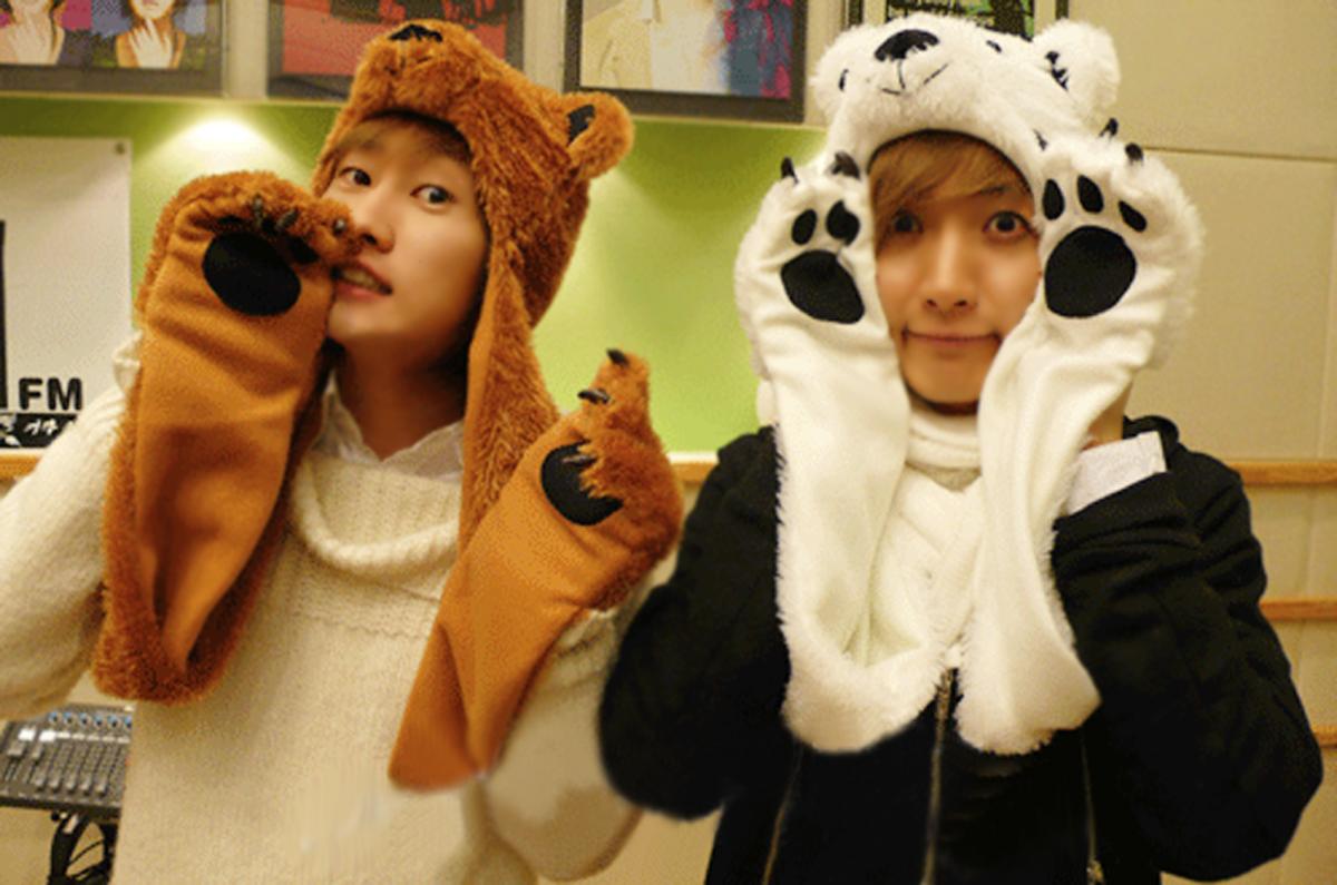 : Eunhyuk Super Junior Merindukan Leeteuk Selama Hujan Salju di Seoul