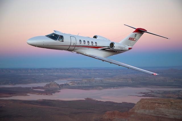 É MAIS QUE VOAR | Cessna CJ4 estará na LABACE 2015