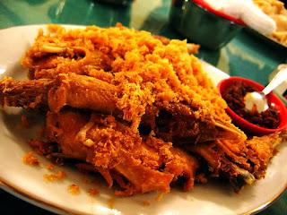 Cara Membuat Ayam Goreng Kremes Spesial