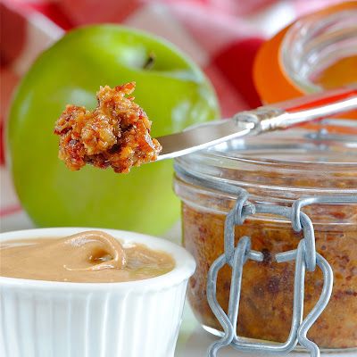 BACON JAM with a little kick