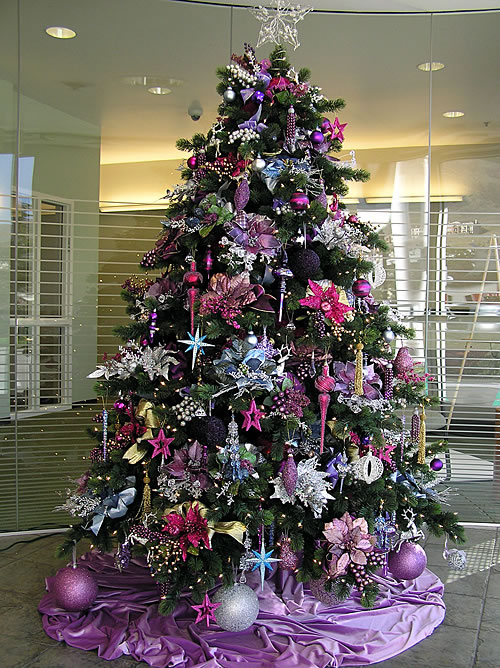 decoracao arvore de natal azul: de natal dê uma vista de olhos atento nesta decoração natalina