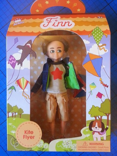 Finn Doll For Boys From Arklu The People behind the Lottie Doll