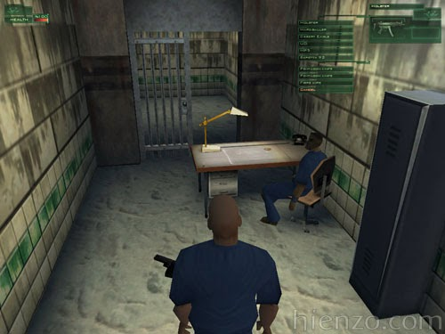 Hitman: Codename 47 PC Gameplay