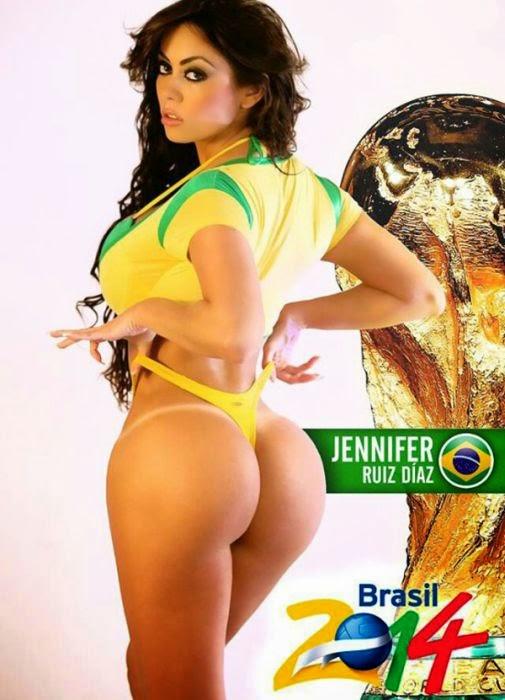 Thammy: World Cup Brazilian Style