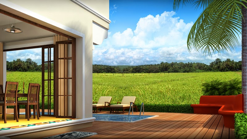 Luxury Villas for Sale in Goa - Belvederre by Ashray
