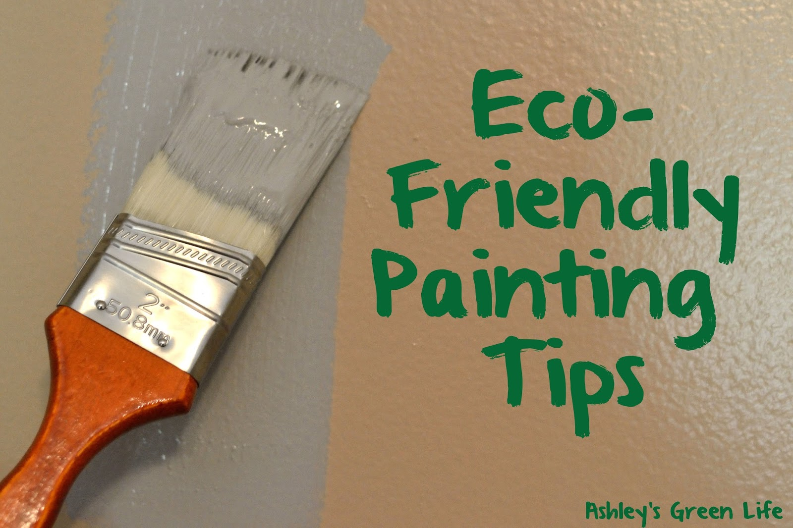 Ashley 39 s green life green nursery eco friendly painting tips for Eco friendly paint