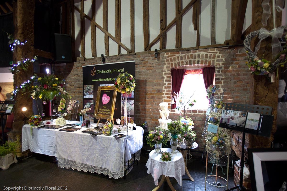 distinctly floral: cooling castle barn open day