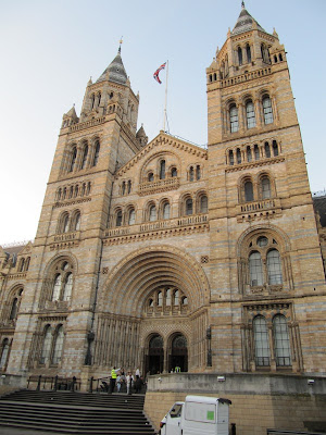 Natural History Museum main entrance