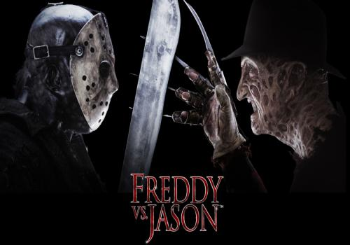 Freddy Krueger vs Jason Voorhees