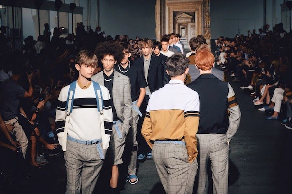 Kris Van Assche Spring Summer 2015 Paris Fashion Week PFW #PFW