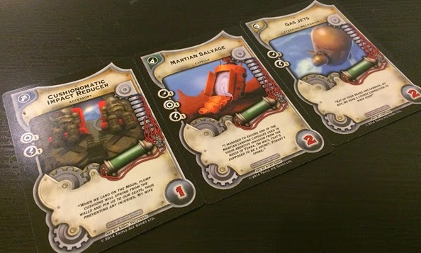 Rocket Race Card Game review ready for takeoff
