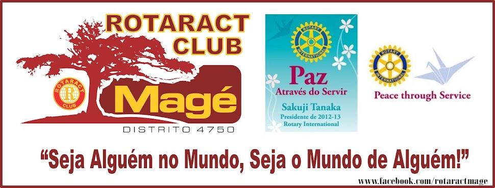 :.. Rotaract Club de Magé/RJ - Distrito 4750 ..::