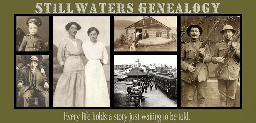 Stillwaters Genealogy