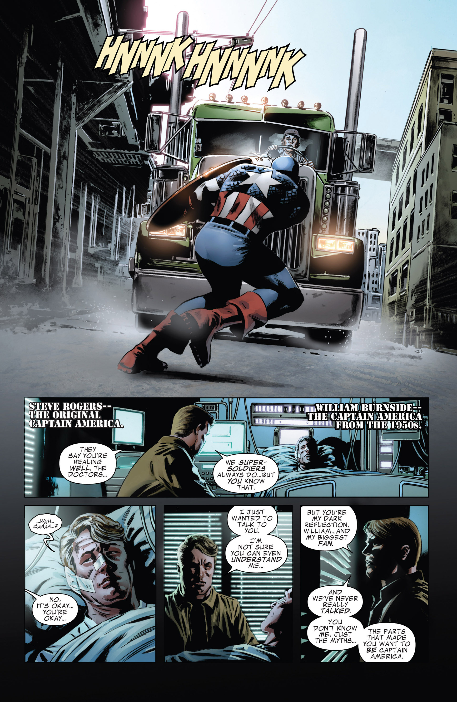 Captain America (2011) Issue #19 #19 - English 6