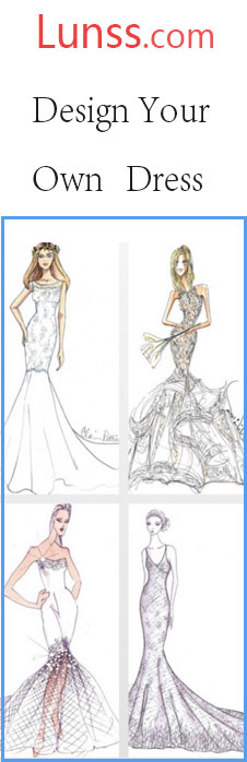 Custom Made Wedding Dresses Online
