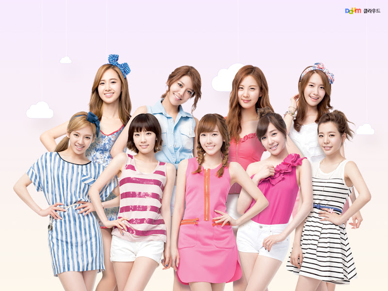 SNSD Wallpapers 23 - Free Desktop Girl generation Wallpaper Computer Download