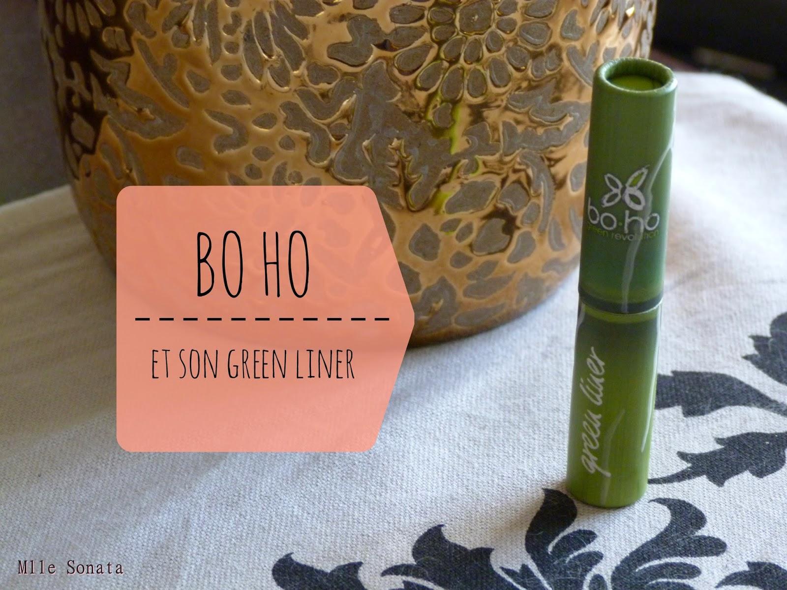 Test Liner Boho Cosmetics