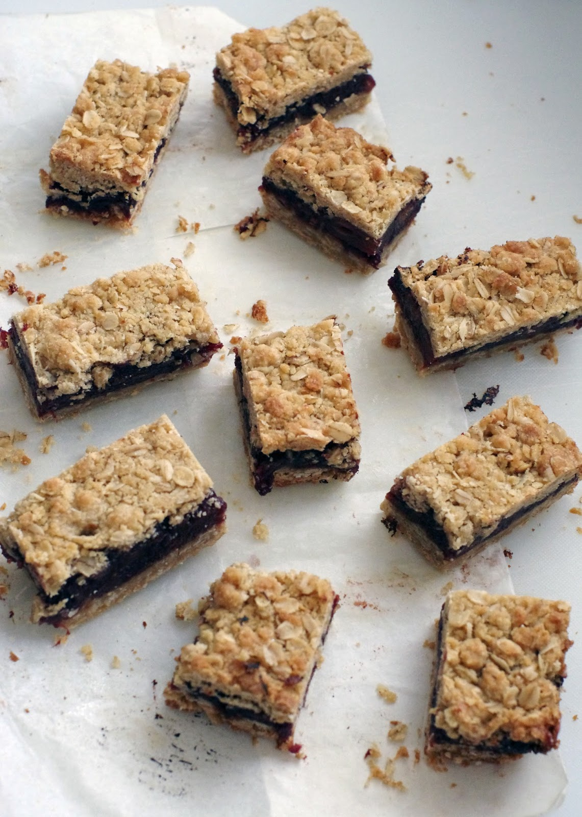 Grandma S Old Fashioned Date Squares