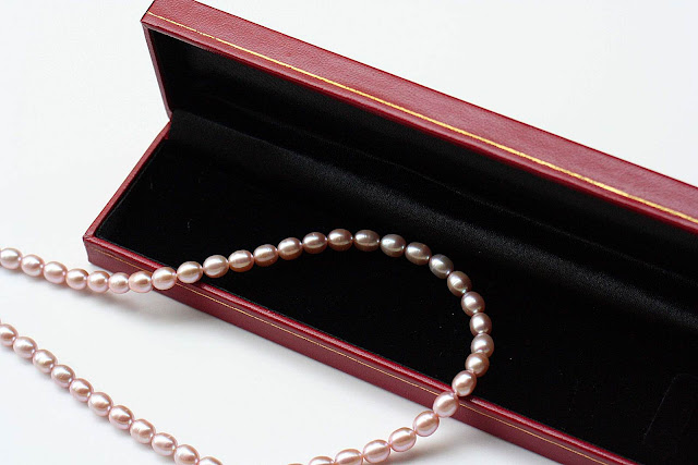 Classic Pearl Strand Necklace by MYGOLD SM Makati