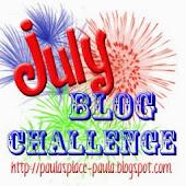 July Blog Challenge