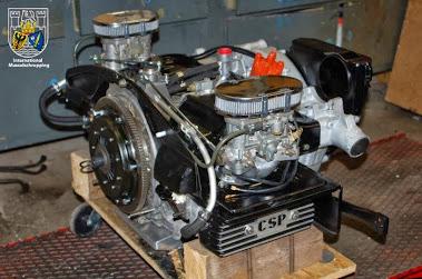 Tuning Motor 1776ccm / 40 Weber Doppelvergaser