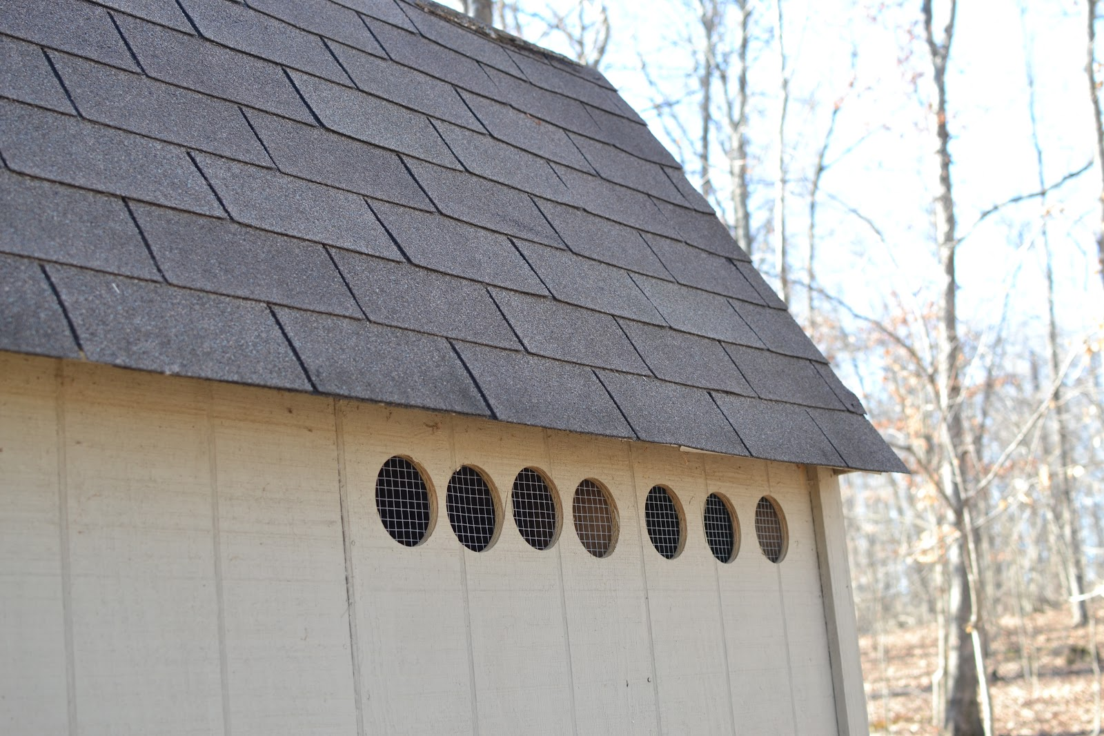 Ventilation For Chicken Houses : Our neck of the woods feathered friend friday coop